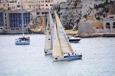 Bunty-s-pics Rolex Middle Sea Race