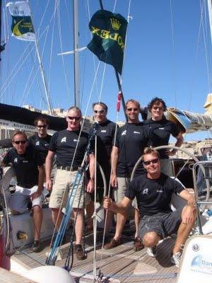 Rolex Middle Sea Race 2009