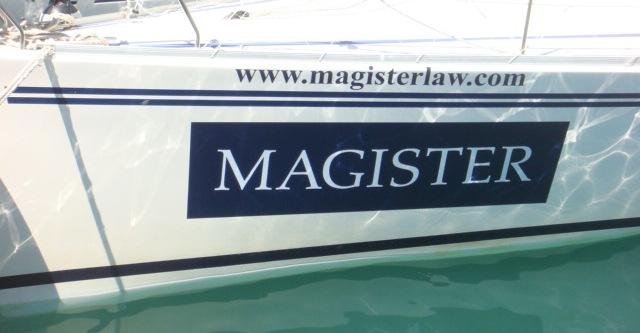 Gibraltar Regatta Magister