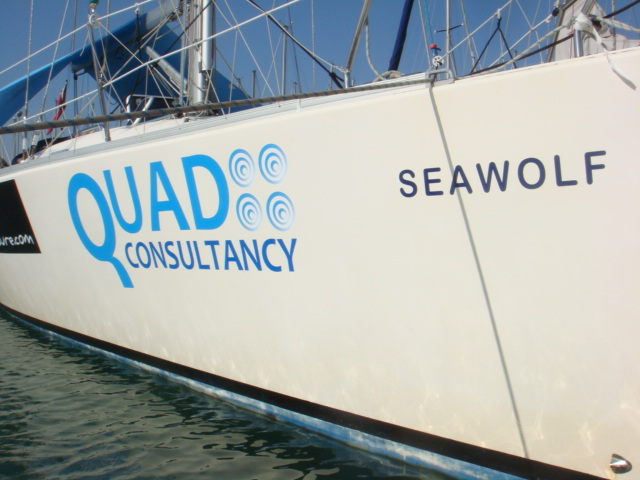 Gibraltar regatta Seawolf