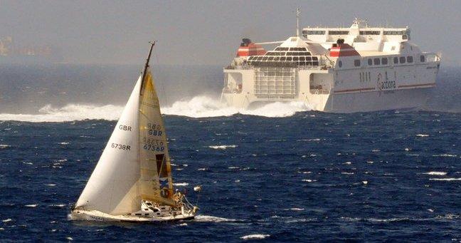 Sotogrande to Ceuta