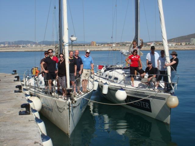 Gibraltar to Malta