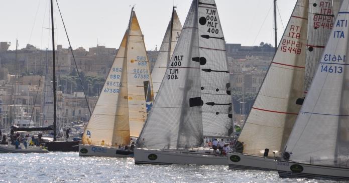 Rolex Middle Sea Race 2010