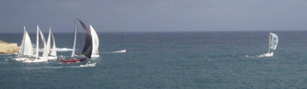 Seawolf Coastal Race