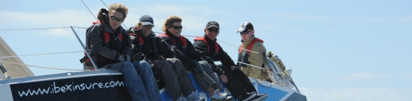 Fun Race Sailing
