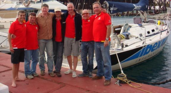 ruta del coral Seawolf crew