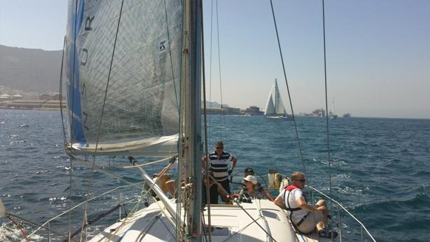Gibraltar regatta