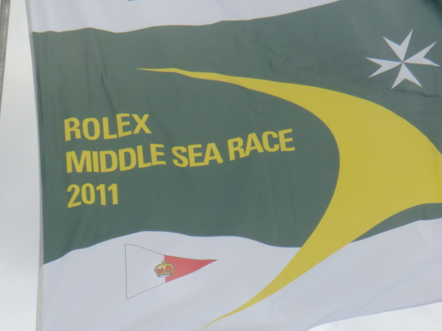 Rolex Middle Sea Race 2011