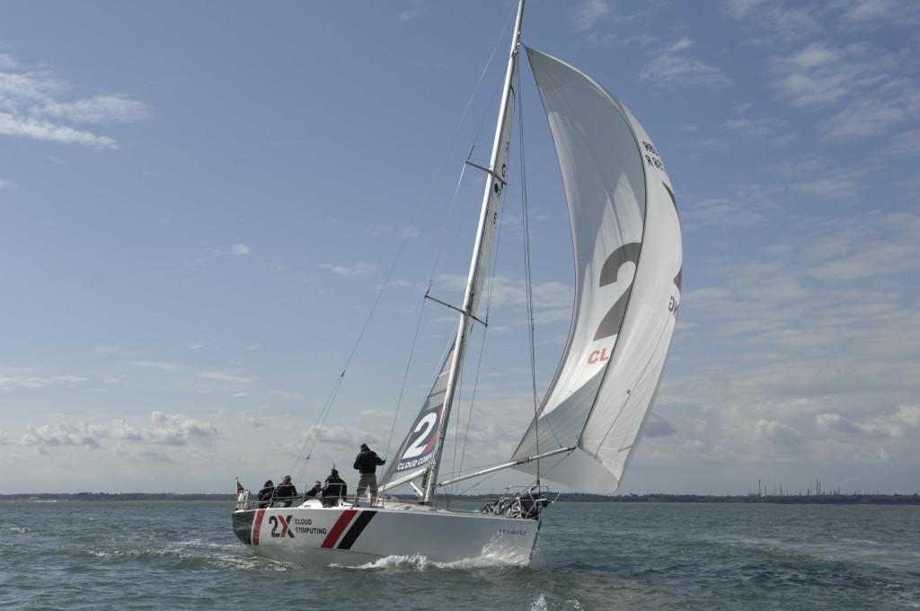 Seawolf sailing