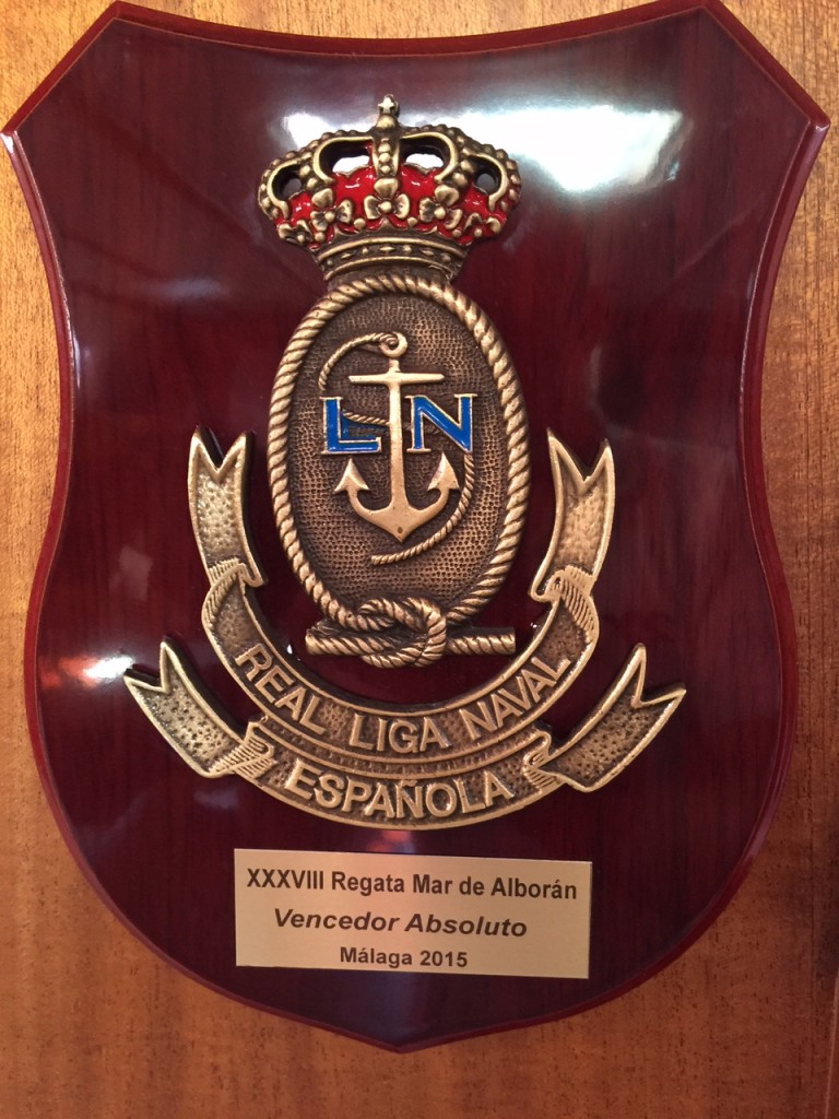 Vencedor Absoluto, Regata Mar de Alboran