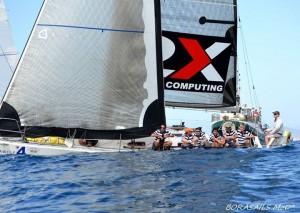 Seawolf wins the Alboran race 2015