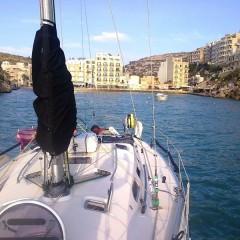 Malta mile building adventures.