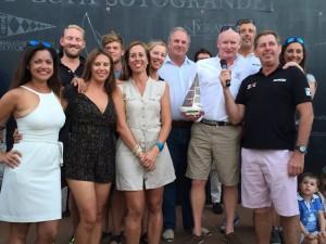 Sotogrande 2015 Winners Seawolf
