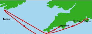 rolex-fastnet-race-route-map