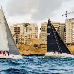 Around Malta Race report