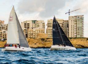 Around Malta Race report