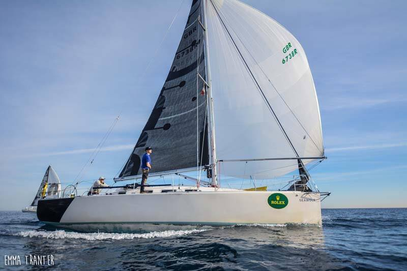 Seawolf 2 man race round Malta
